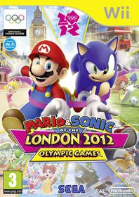 Mario & Sonic at the London 2012 Olympic Games (Wii)