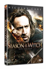 Season of the Witch (2011)(DVD)