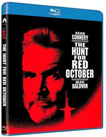 Hunt For Red October (1990)(Blu-ray)