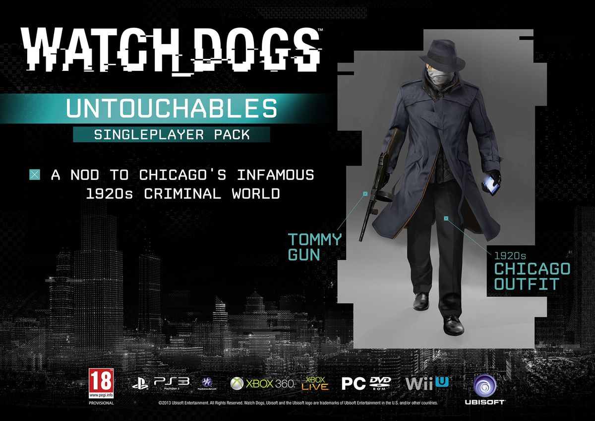 Watch Dogs  The Return Of The Deadsec