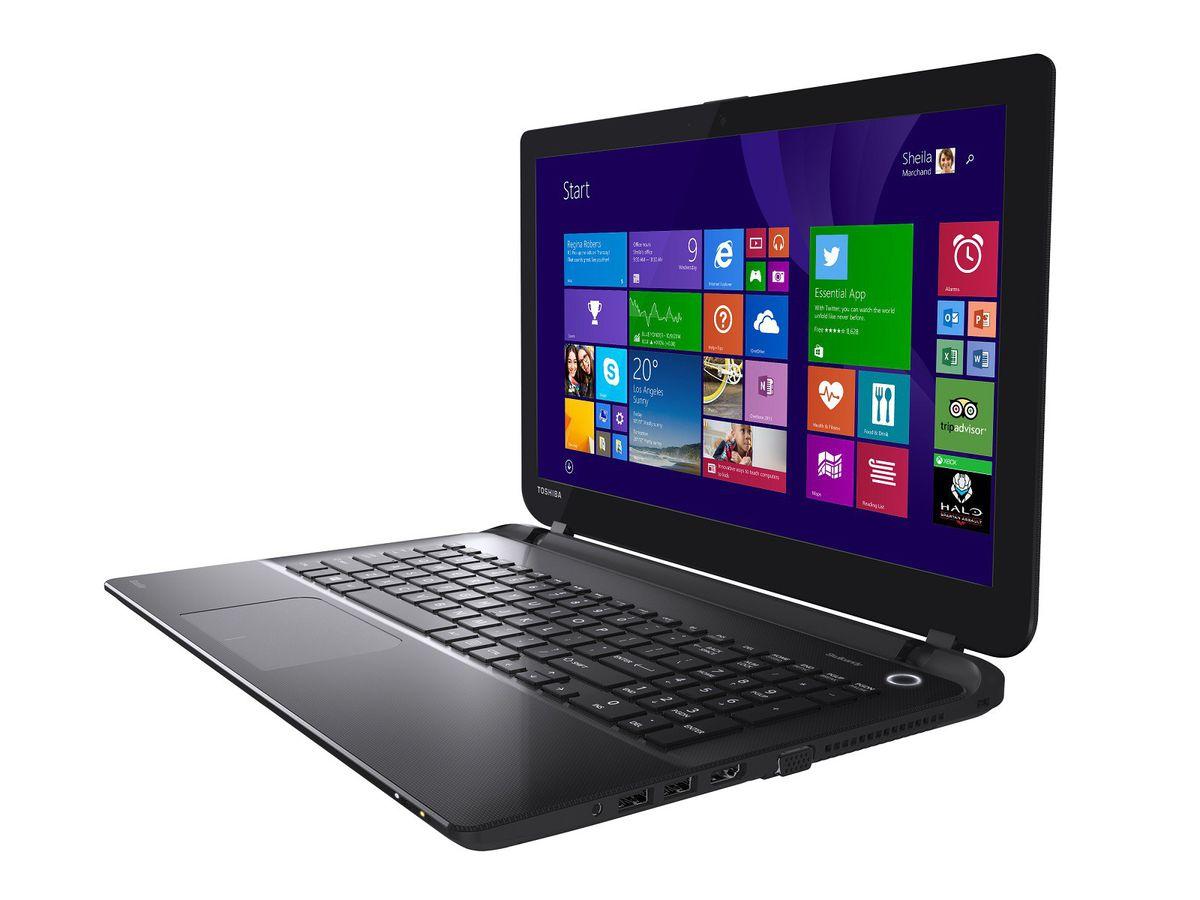 toshiba satellite l50 15 6 intel core i7 laptop buy online in south africa. Black Bedroom Furniture Sets. Home Design Ideas