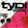 Tydi - Shooting Stars (CD)
