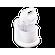 Kenwood - Hand Mixer with Bowl - 250 Watt - White