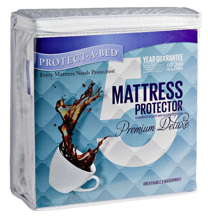 Protect a bed Premium Deluxe Mattress Protector