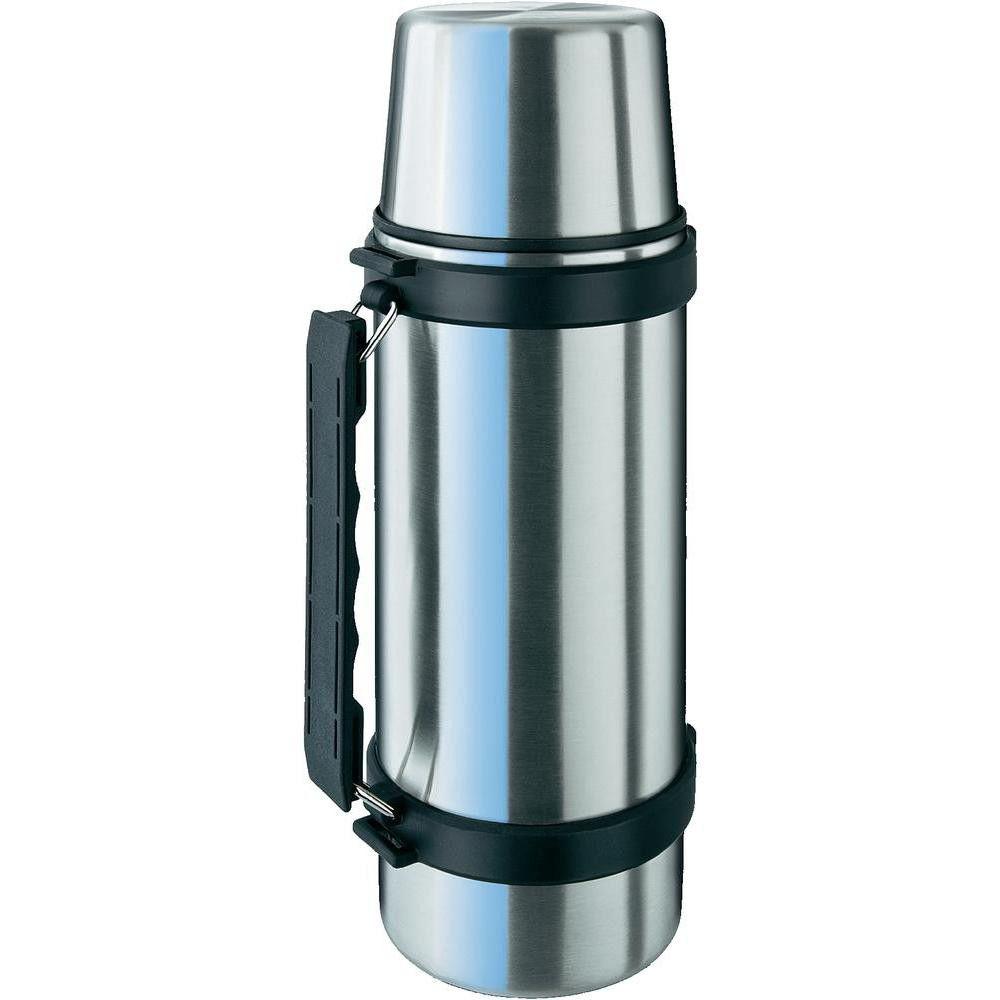 Isosteel - Stainless Steel Vacuum Flask 1 Litre