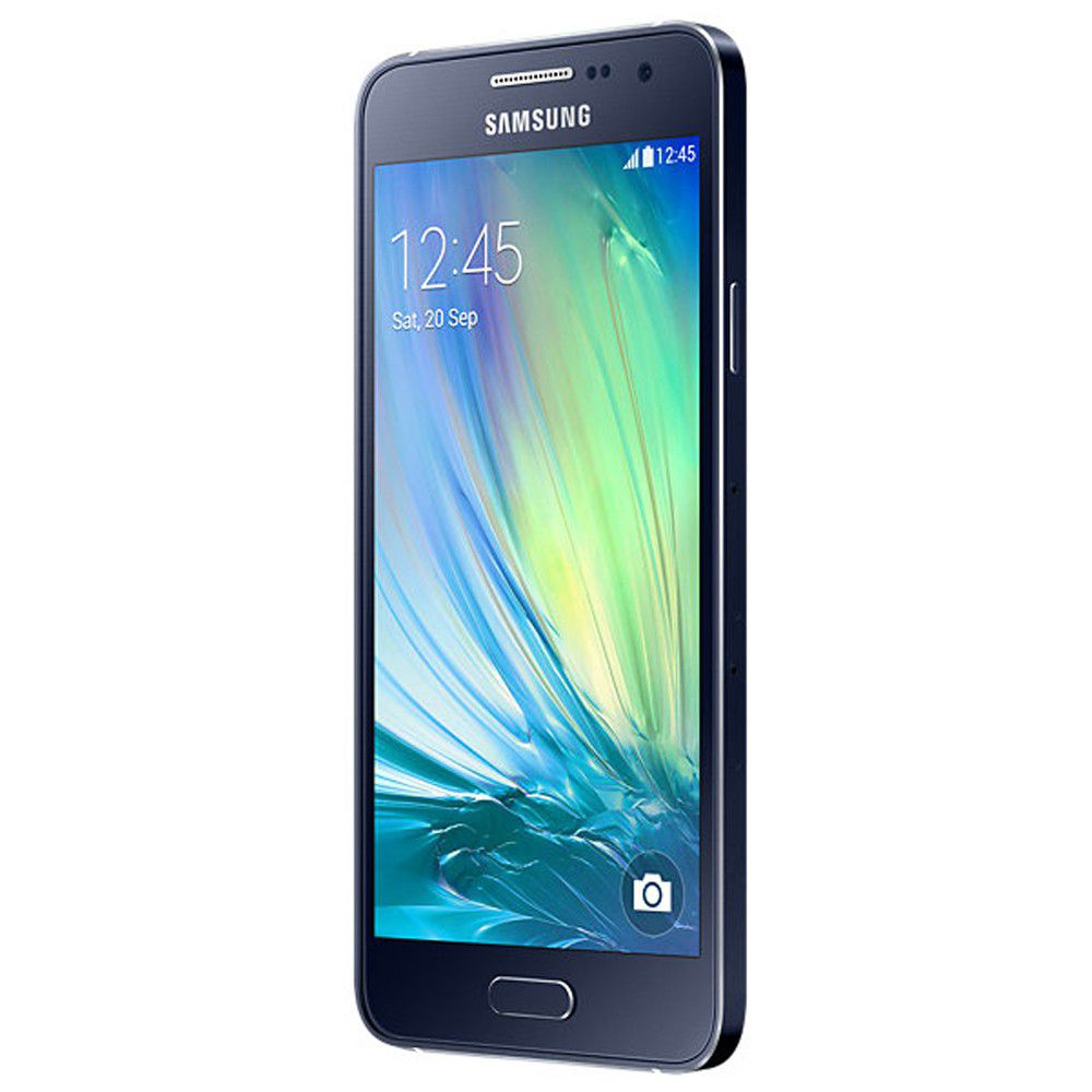 samsung galaxy a3 16gb lte black buy online in south africa. Black Bedroom Furniture Sets. Home Design Ideas