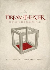Dream Theatre - Breaking The Fourth Wall - Live (DVD)