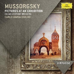 Mussorgsky/virtouso - Pictures At An Exhibition (CD)