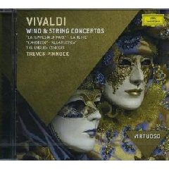 The English Concert - Wind & String Concertos (CD)