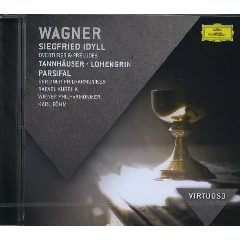 Berliner Philharmoniker - Siegfried Idyll / Tannhauser Overture (CD)