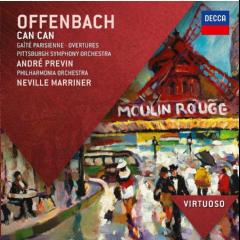 Philharmonia Orchestra - Can Can & Gaite Parisienne (CD)