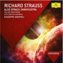 New York Philharmonic - Also Sprach Zarathustra (CD)