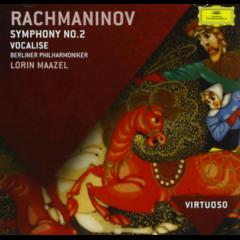 Virtuoso:Rachmaninov Symphony 2 Vocal - (Import CD)