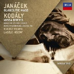 Virtuoso:Janacek/Kodaly Glagolitic Ma - (Import CD)