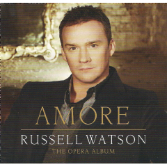 Watson, Russell - Amore - The Opera Album (CD)