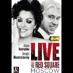 Netrebko, Anna / Dmitri Hrovotovsky - Live From Red Square Moscow (Blu-Ray)