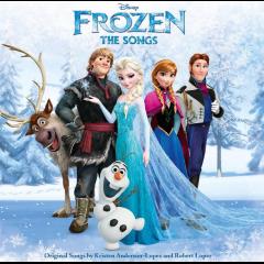Children - Frozen - The Songs (CD)