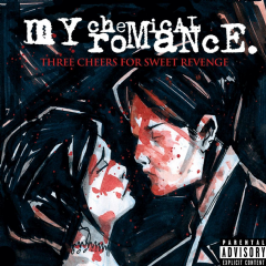Three Cheers for Sweet Revenge - (Import Vinyl Record)