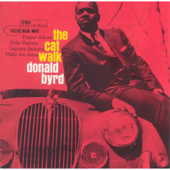 Byrd Donald - Cat Walk - Remastered (CD)