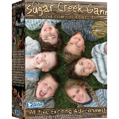 Sugar Creek Gang:Complete Box Set - (Region 1 Import DVD)