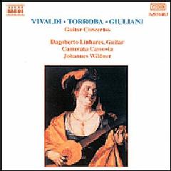 Linhares / Camerata Cassovia - Guitar Concertos (CD)