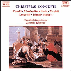 Christmas Concerti - Various Artists (CD)