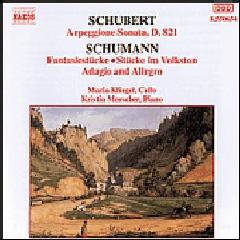Maria Kliegel - Arpeggione Sonate / Fantasy Pieces / Folk - Song Pieces (CD)