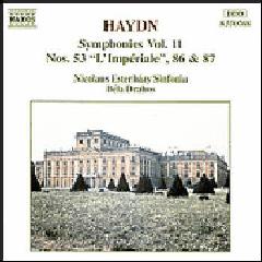 Nicolaus Esterhazy - Symphonies Nos. 53 L'imperiale , 86 & 87 (CD)
