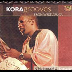 Kora Grooves (2004) - Kora Grooves From West Africa (CD)