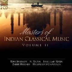 Shankar, Ravi / Zakir Hussain / Ram Narayan - Masters Of Indian Classical Music - Vol.2 (CD)