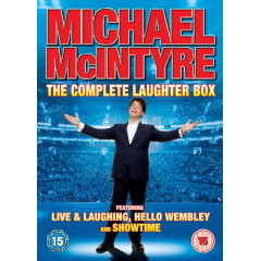 Michael McIntyre: Live and Laughing/Hello Wembley/Showtime