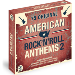American Rock 'n' Roll Anthems 2 - Various Artists (CD)