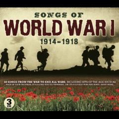 Songs Of World War 1 - Various Artists (CD)