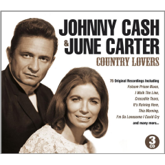 Cash, Johnny / June Carter - Country Lovers (CD)