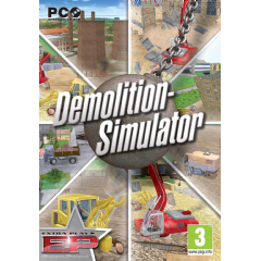 Extra Play x 1 Demolition Simulator (PC CD)