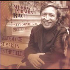 Murray Perahia - Keyboard Concertos Nos.1, 2, 4 (CD)