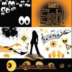 Met Eish - Various Artists (CD)