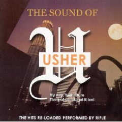 The Sound Of Usher - Various Artists (CD)
