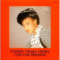 Yvonne Chaka Chaka - I Cry For Freedom (CD)