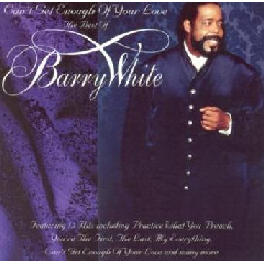 Barry White - Can't Get Enough Of Your Love - Best Of Barry White (CD)