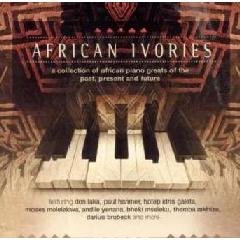 African Ivories - Various Artists (CD)