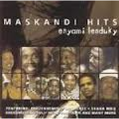 Maskandi Gospel Hits - Various Artists (CD)