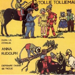 Children - Tollie Tollieman - Vol.1 (CD)