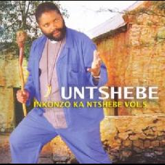 Untshebe - Inkonzo Ka Ntshebe - Vol.5 (CD)