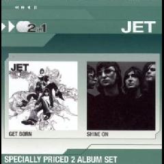 Jet - Get Born / Shine On (CD)