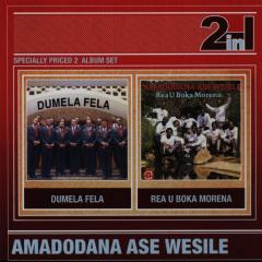 Amadodana Ase Wesile - Dumela Fela / Rea U Boka Morena (CD)