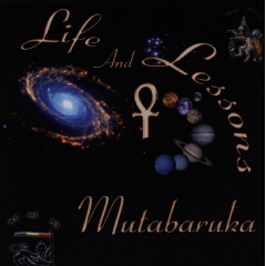 Mutabaruka - Life & Lesson (CD)