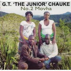 "Gt ""the Junior"" Chauke - Movha (CD)"