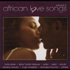 African Love Songs - Vol.2 - Various Artists (CD)
