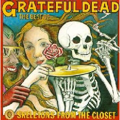 Grateful Dead - Skeletons From The Closet - Best Of The Grateful Dead (CD)